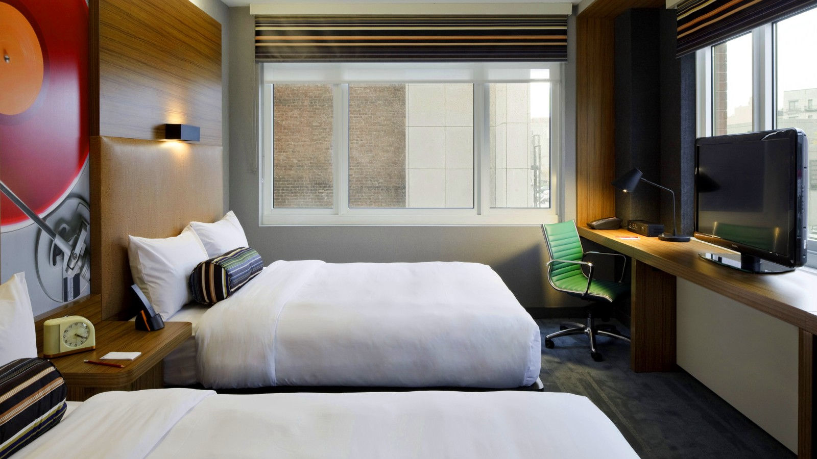 Aloft Double Room